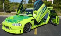 MODIFIED CARS