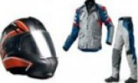 MOTORCYCLE CLOTHING & EQUIPMENT